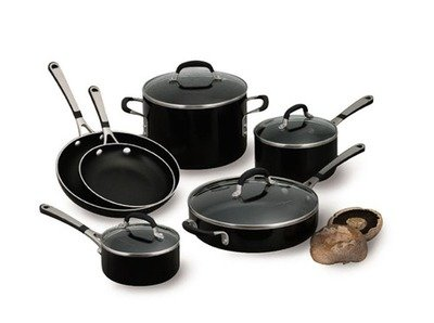 Calphalon Cookware - 10 pc set