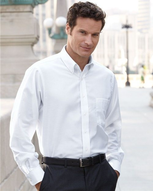 Oxford Men's Dress Shirt