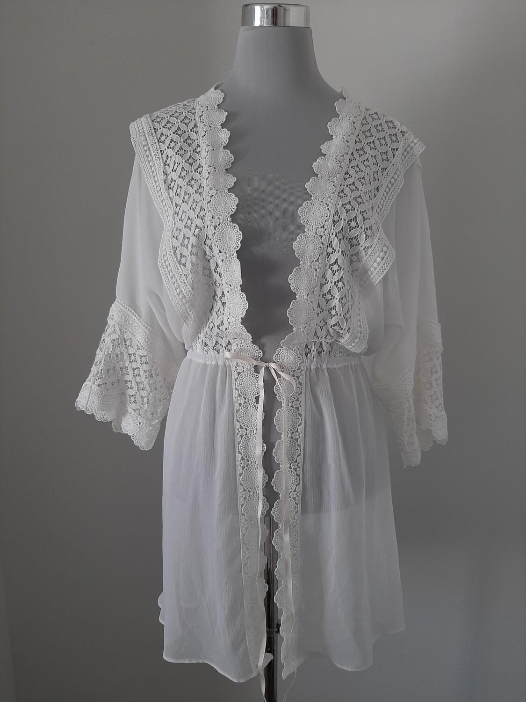Eden Wedding Night Gown - Small