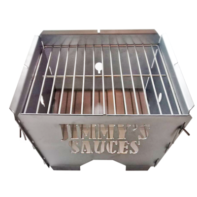 ​Jimmy's Stainless Steel Braai.