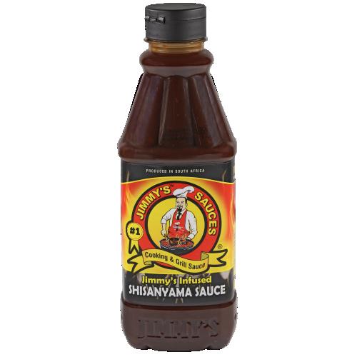 750ml Jimmy's Shisanyama Sauce