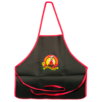 Jimmy's Sauces BBQ Apron