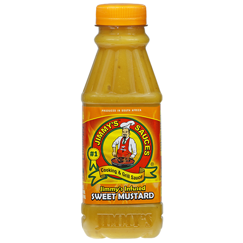 ​375ml Jimmy's Sweet Mustard