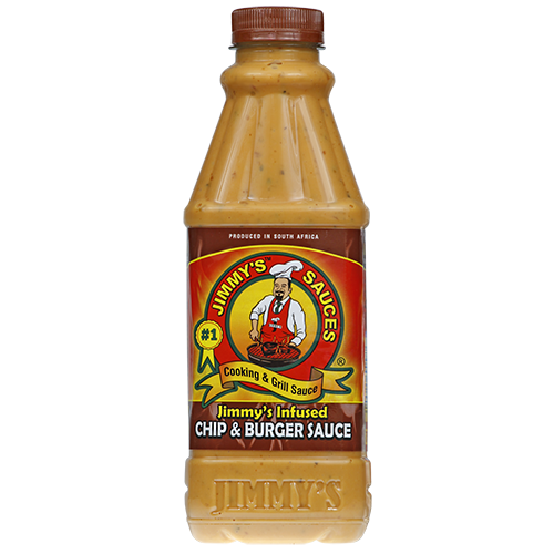 750ml Jimmy's Chip & Burger Sauce