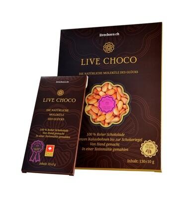 Bio Almond Choco Bar