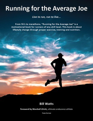 Running for the Average Joe - Hardcover (Third Edition)