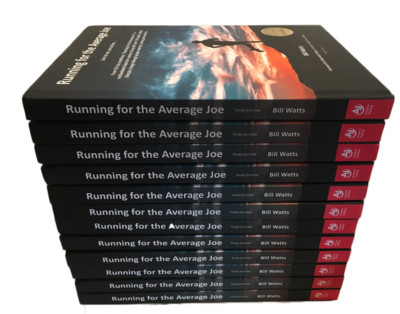 Team Pack (12) - Running for the Average Joe Hardcover (Third Edition)