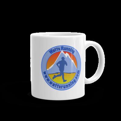 WattsRunning Coffee Mug
