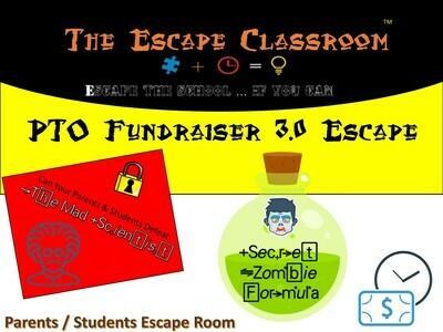 PTO Fundraiser 3.0 Escape