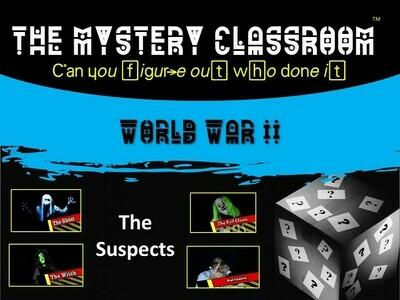 World War 2 Mystery (School License)