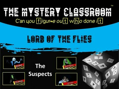 Lord of the Flies Mystery (1 Teacher License)