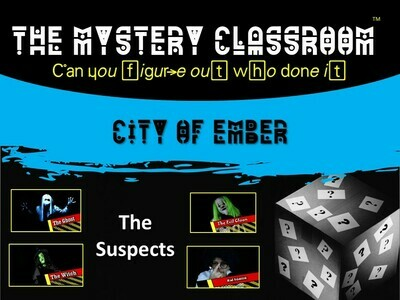 City of Ember Mystery (School License)
