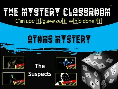 Atoms Mystery (School License)