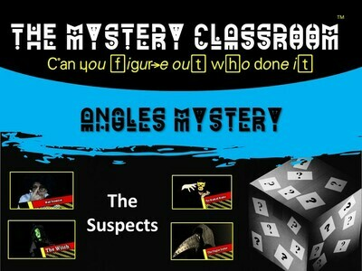 Angles Mystery (School License)