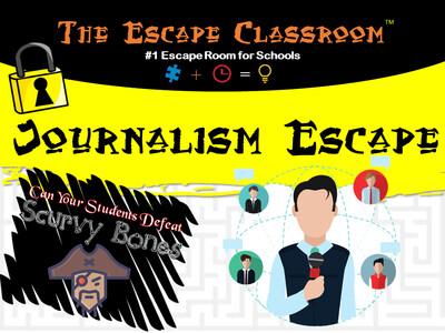 Journalism Escape (School License)