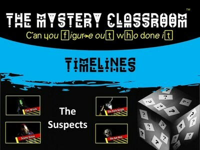 Timelines Mystery (School License)