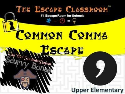 Common Comma (UE) (School License)