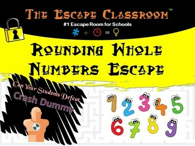 Rounding Whole Numbers (1 Teacher License)