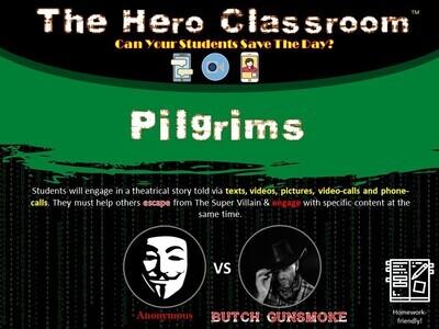 Pilgrims Hero Classroom (1 Teacher License)