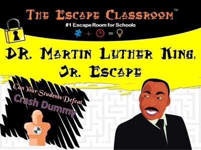Dr. Martin Luther King, Jr Escape  (School License)