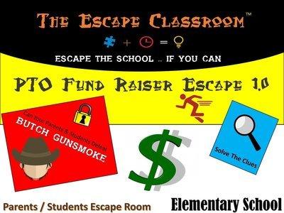 PTO Fundraiser Escape (Elementary School Version)