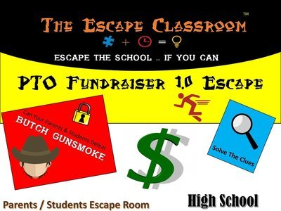 PTO Fundraiser Escape (High School Version)