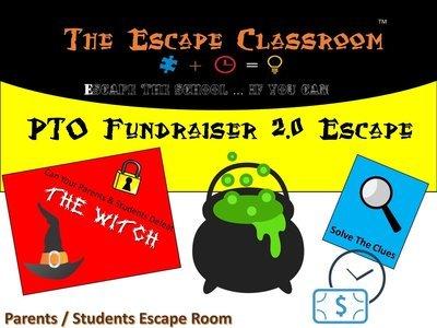 PTO Fundraiser 2.0 Escape