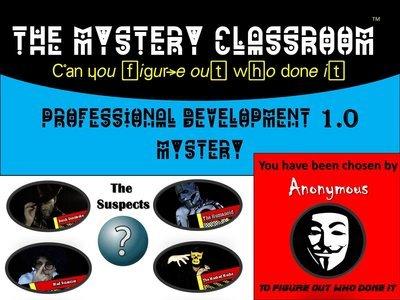 Professional Development 1.0 Mystery