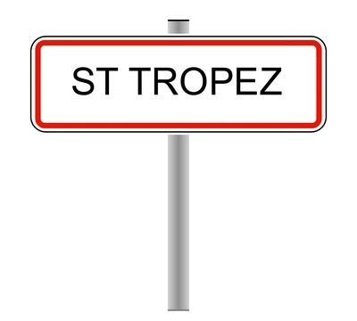 Nice Airport - St Tropez