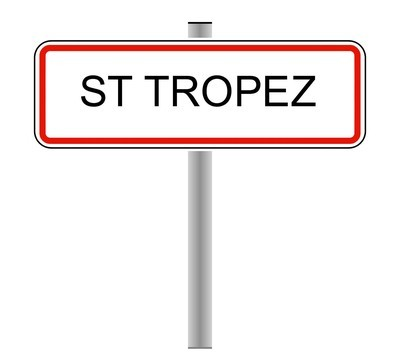 Nice Airport - St Tropez