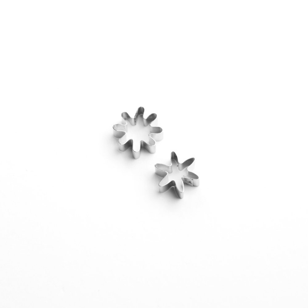 Flower Sugarcraft Cutters -Micro (Lindy's)
