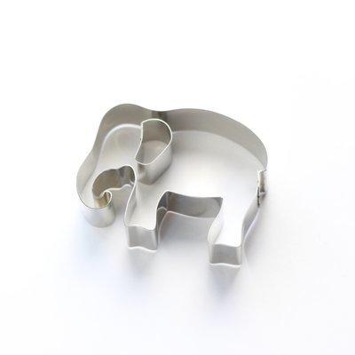 Elephant - Small Asian Elephant Sugarcraft Cutter Set (Lindy's)