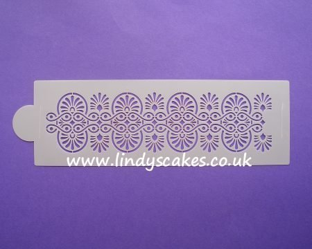 Greek Repeat Pattern Stencil - Lindy's  (LC102)