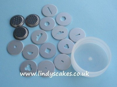 Sugar Shaper Replacement Discs