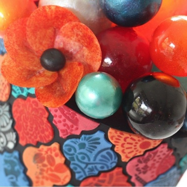 Baubles and Sugar Tiling Class with Lindy Smith Ludlow, SHROPSHIRE