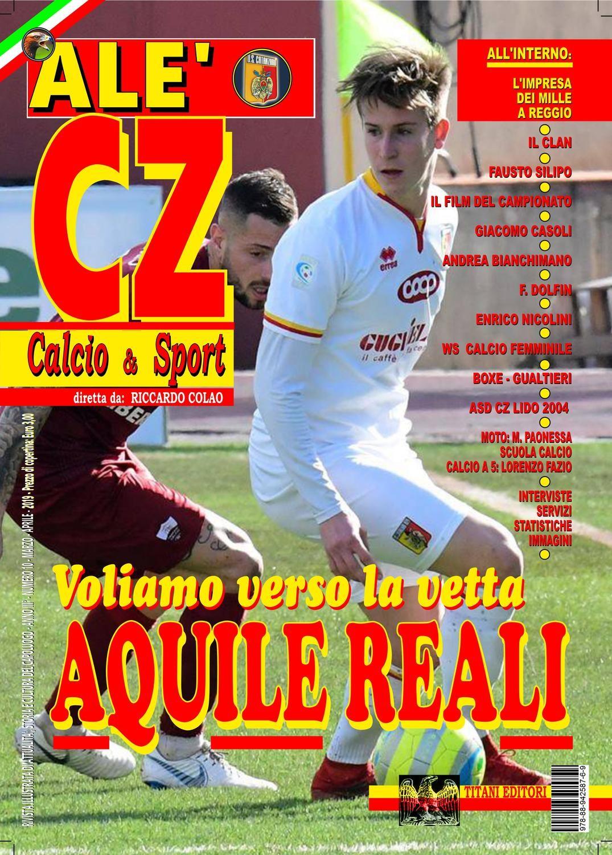 ALE' CATANZARO CALCIO & SPORT