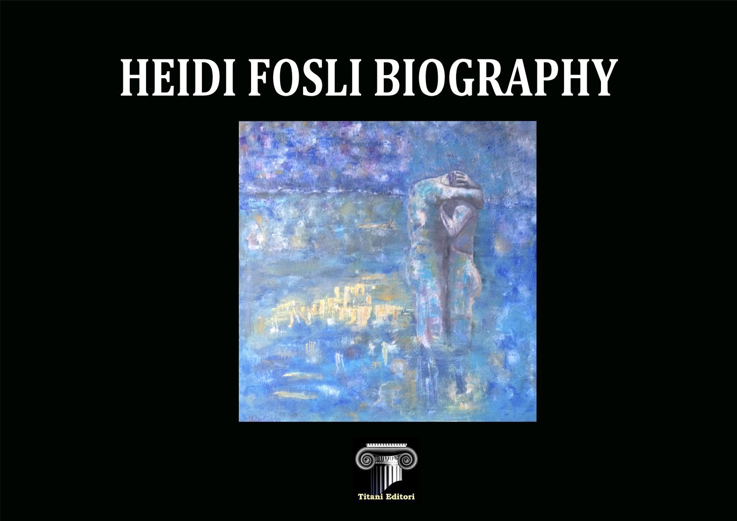 HEIDI FOSLI BIOGRAPHY - Normal Edition b & w
