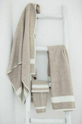 LIBECO Leinen • Baumwoll Handtuch Simi