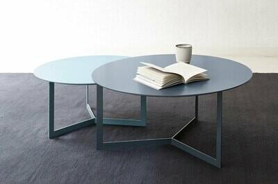 KABI Couch- • Beistelltisch in großer Farbvarianz