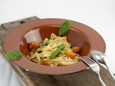 Teller tief Suppe / Pasta • SERAX Steingut Terres de Rêves