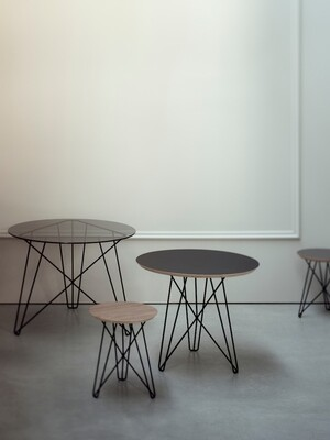 Design Klassiker iJhorst Couch- • Beistelltisch von C. Nieuwenhuys