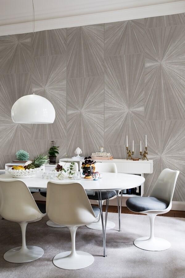 Flash Lines die Design Tapete von Lorenzo De Grandis