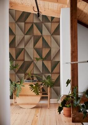 Hypotenuse die Design Tapete von Gupica