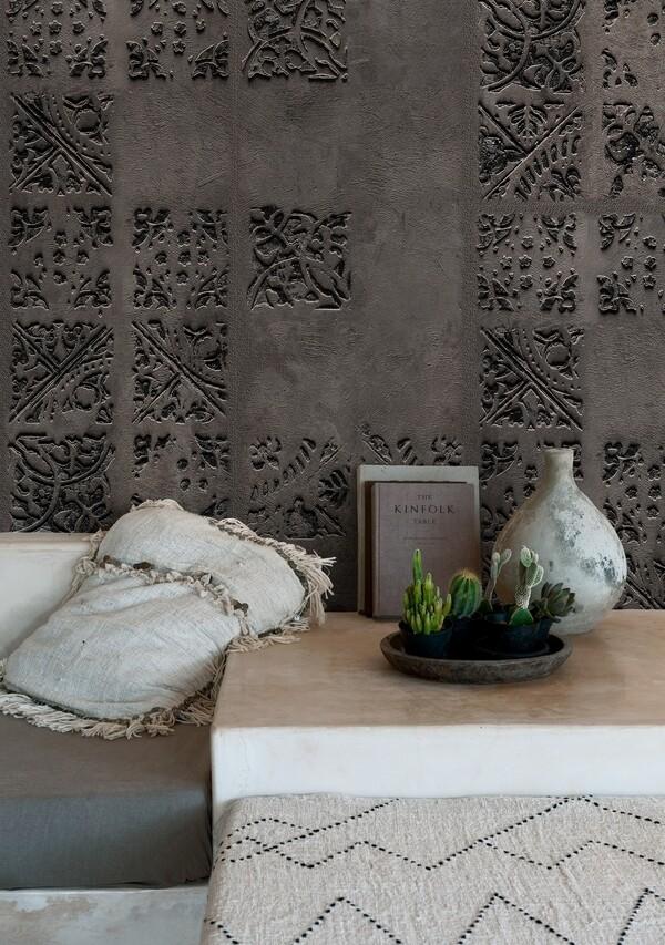 Imprinting die Design Tapete von Giovanni Pesce