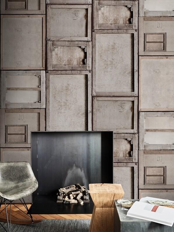 Verso die Design Tapete von Badesco & Affuso
