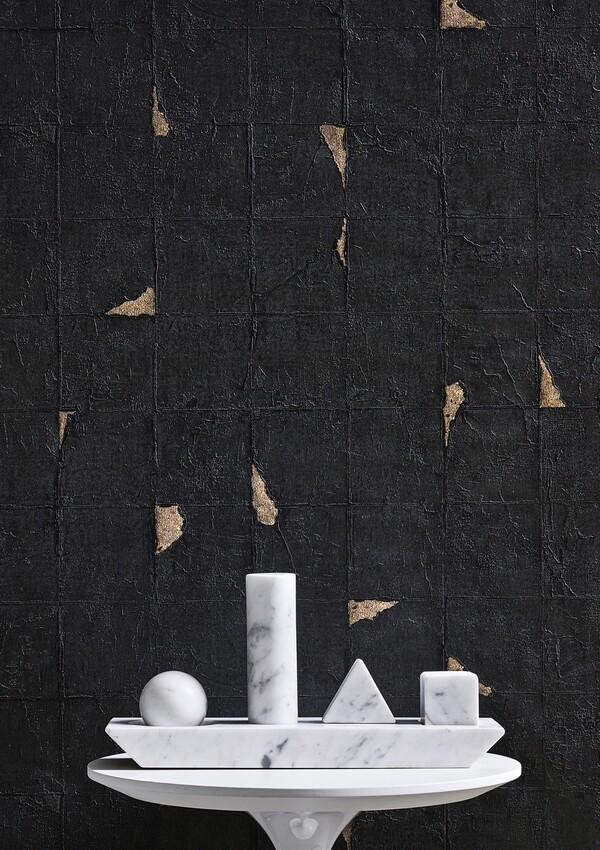 Kintsu die Design Tapete von Christian Benini