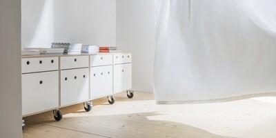 Schubkastensystem • Bürotrolley Lader von Moormann