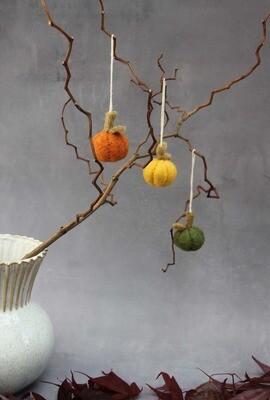 Fair Trade Filz Herbst • Halloween Deko