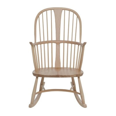"Ercol Schaukelstuhl ""Chairmakers Rocking Chair"" • Designklassiker"