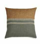 LIBECO Kissen 50x50cm 100%Leinen • The Belgian Pillow